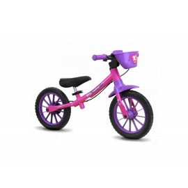 Bicicleta Balance Bike Nathor ..