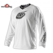 Camisa TroyLee GP White-Out - Branca